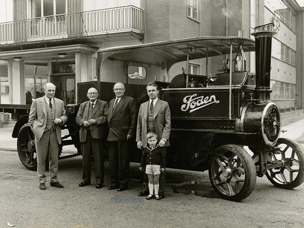 The Foden Family